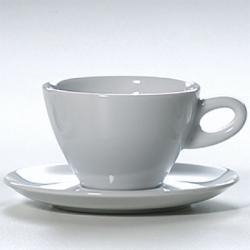 Walküre - Alta - Café latte kop + schoteltje - 450/028
