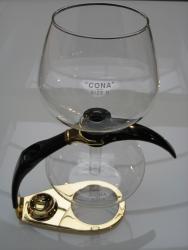 cona - model C verguld - 6 à 8 tassen